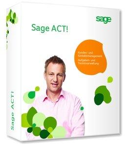 Sage KHK: ACT! 2010 (English) (PC) (13600RT12010)