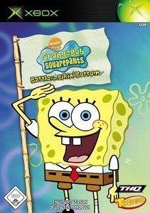 SpongeBob: SquarePants Battle for Bikini Bottom (niemiecki) (Xbox)