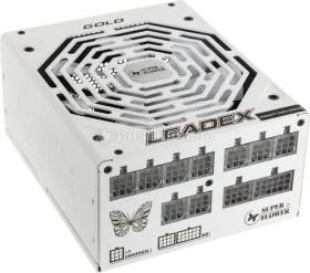Super Flower Leadex Gold weiß 650W ATX 2.3 (SF-650F14MG white)