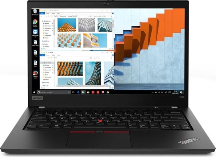 Lenovo ThinkPad T490 PPS, Core i7-8565U, 8GB RAM, 256GB SSD, smart card, Windows 10 Pro, LTE, IR-Camera, FHD Low Power (20N20049GE)