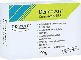 Dr. August Wolff Dermowas compact soap, 100g