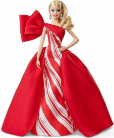 Mattel Barbie Collector - Holiday Barbie 2019 blond (FXF01)