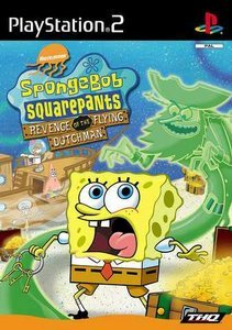 SpongeBob: Revenge of the Flying Dutchman (niemiecki) (PS2)