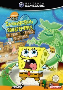 SpongeBob: Revenge of the Flying Dutchman (niemiecki) (GC)