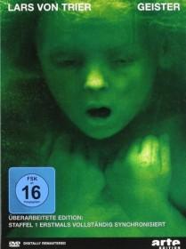 Lars von Trier - Geister 1+2 (DVD)