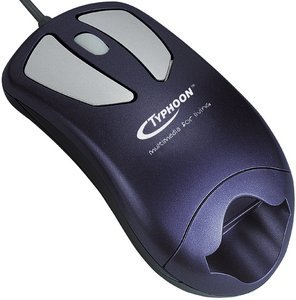Typhoon Stream czytnik kart SM Mouse, USB (40214)