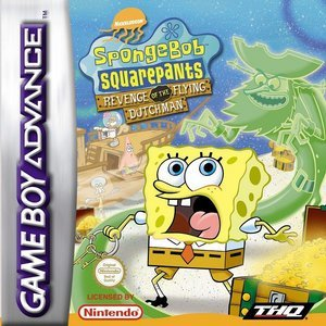 SpongeBob: Revenge of the Flying Dutchman (GBA)