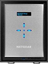 Netgear ReadyNAS 526X, 2x 10GBase-T LAN (RN526X00-100NES)