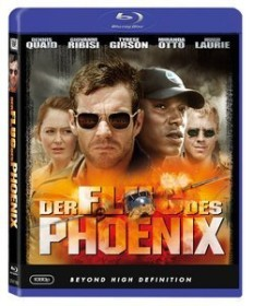 Der Flug des Phönix (Blu-ray)
