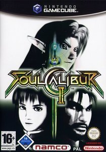 Soul Calibur 2 (German) (GC)
