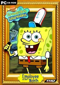 SpongeBob: Employee of the Month (niemiecki) (PC)