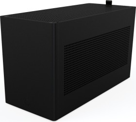 Louqe Ghost S1 MkII, Ash, grau, Mini-ITX (LQ-GHS102-CA-0AS)
