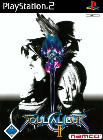 Soul Calibur 2 (niemiecki) (PS2) -- via Amazon Partnerprogramm