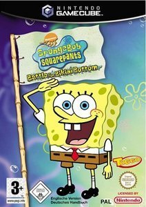 SpongeBob: SquarePants Battle for Bikini Bottom (German) (GC)