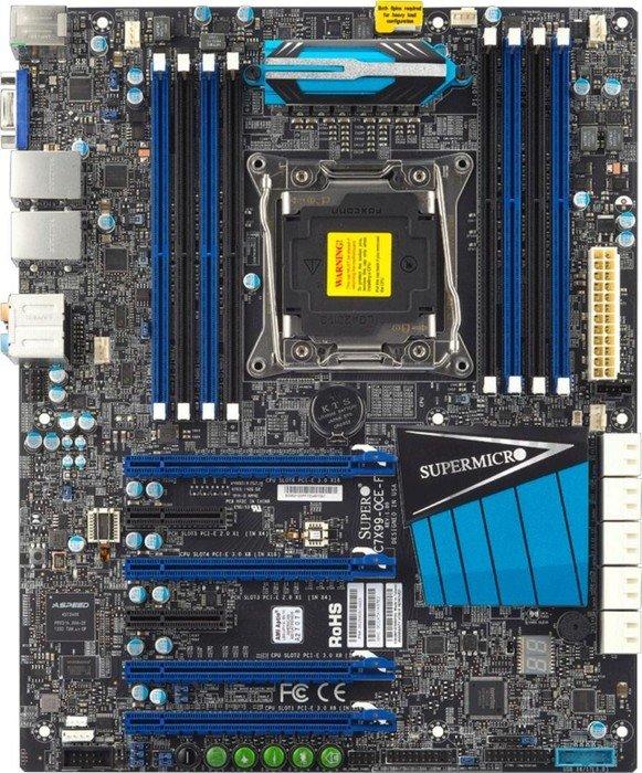 Supero C7X99-OCE-F bulk (MBD-C7X99-OCE-F-B)