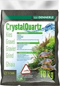 Dennerle Kristall-Quarzkies diamantschwarz 10kg (1733)