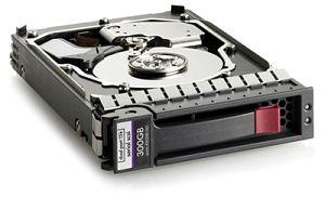 HP Non-Hot Plug LFF Enterprise Drive 300GB, SAS 6Gb/s (516824-B21)