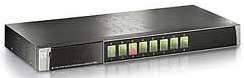 Level One KVM-1610 16 port KVM switch with OSD for PS/2