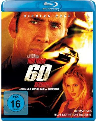 Nur noch 60 Sekunden (Blu-ray) -- via Amazon Partnerprogramm