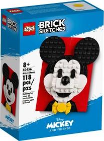 LEGO Brick Sketches - Micky Maus (40456)