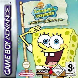 SpongeBob: SquarePants Battle for Bikini Bottom (GBA)