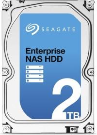 Seagate Enterprise NAS HDD 2TB, +Rescue, SATA 6Gb/s (ST2000VN0011)
