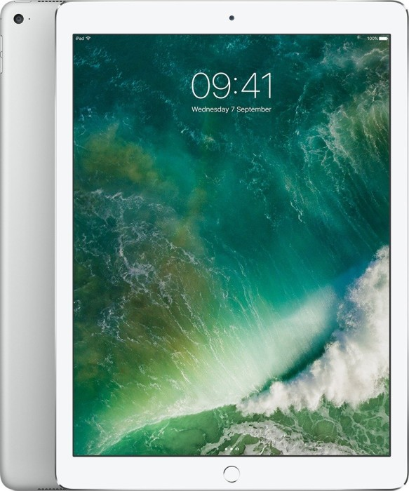 """Apple iPad Pro 12.9"""" 256GB, silber [1. Generation / 2015] (ML0U2FD/A)"""