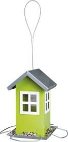 Trixie feeder house, green/silver (55631)