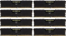 Corsair Vengeance LPX schwarz DIMM Kit 256GB, DDR4-2666, CL16-18-18-35 (CMK256GX4M8A2666C16)
