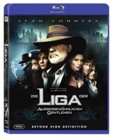 Die Liga der außergewöhnlichen Gentlemen (Blu-ray)