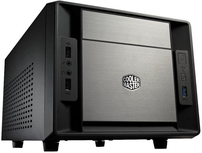 Cooler Master Elite 120 Advanced schwarz, Mini-ITX (RC-120A-KKN1)