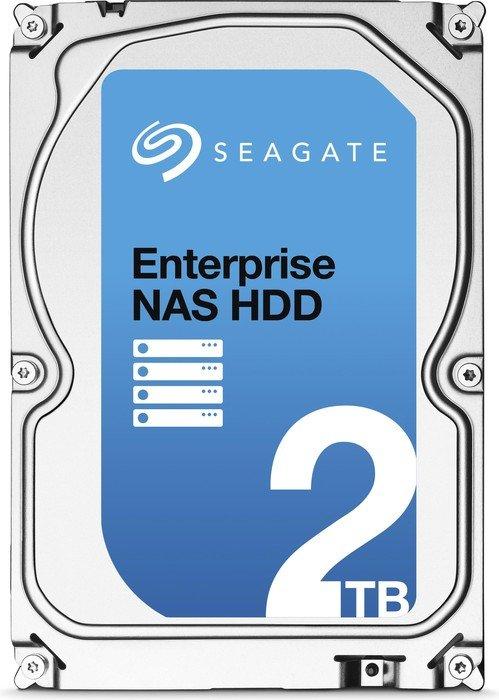 Seagate Enterprise NAS HDD 2TB, SATA 6Gb/s (ST2000VN0001)