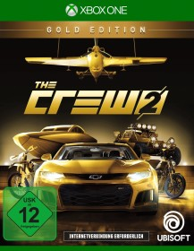 The Crew 2 - Gold Edition (Download) (Xbox One)