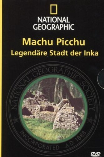 National Geographic: Machu Picchu -- przez Amazon Partnerprogramm
