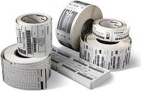 Zebra thermal labels Z Select 2000T A5, weiß, 4 rolls (76089)