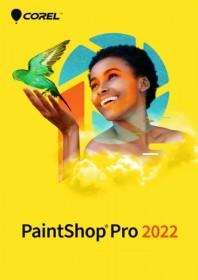 Corel Paint Shop Pro 2022 (German) (PC) (PSP2022DEMBEU)
