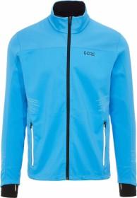 Gore Wear Mens R5 Windstopper Running Jacket XX-Large Deep Water Blue
