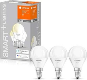 Osram Ledvance SMART+ WiFi Classic mini Bulb P46 40 5W/827 E14, 3-pack (485952)