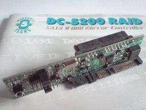 Dawicontrol DC 5200 RAID -- provided by bepixelung.org - see http://bepixelung.org/6236 for copyright and usage information