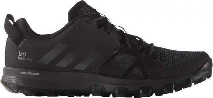 Adidas Kanadia 8 Tr Buty Do Biegania Trail Czarne Iron
