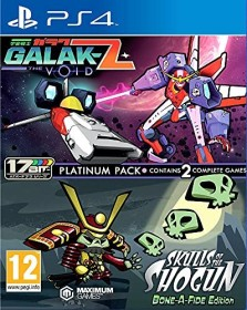 Galak-Z: The Void & Skulls of the Shogun (PS4)