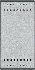 Bticino LivingLight Wippe 1-Modul, aluminium (NT4911)