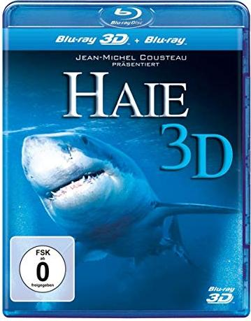 IMAX: Haie (3D) (Blu-ray) -- via Amazon Partnerprogramm
