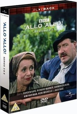 'Allo 'Allo! Box (Season 3-4) (UK) -- via Amazon Partnerprogramm