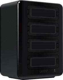 Lexar Professional Workflow HR1, USB-Hub, 4x USB-B 3.0, USB-B 3.0 [Buchse] (LRWHR1RBEU)