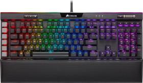 Corsair Gaming K95 RGB Platinum XT, MX RGB BROWN, USB, UK (CH-9127412-UK)