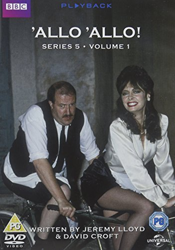 'Allo 'Allo! Season 5.1 (UK) -- via Amazon Partnerprogramm