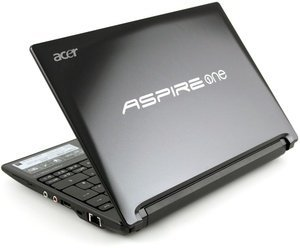 Acer Aspire One D255 pink, Atom N450, 250GB HDD, UK (LU.SE80D.004) -- © notebookcheck.com