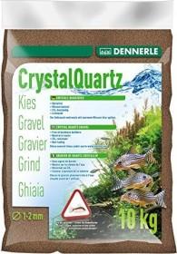 Dennerle Kristall-Quarzkies dunkelbraun 10kg (1730)