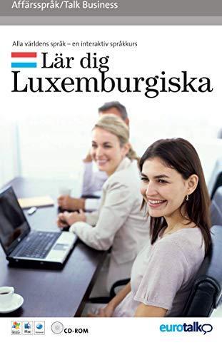 Eurotalk Talk Business: Luxemburgisch (deutsch) (PC/MAC) -- via Amazon Partnerprogramm